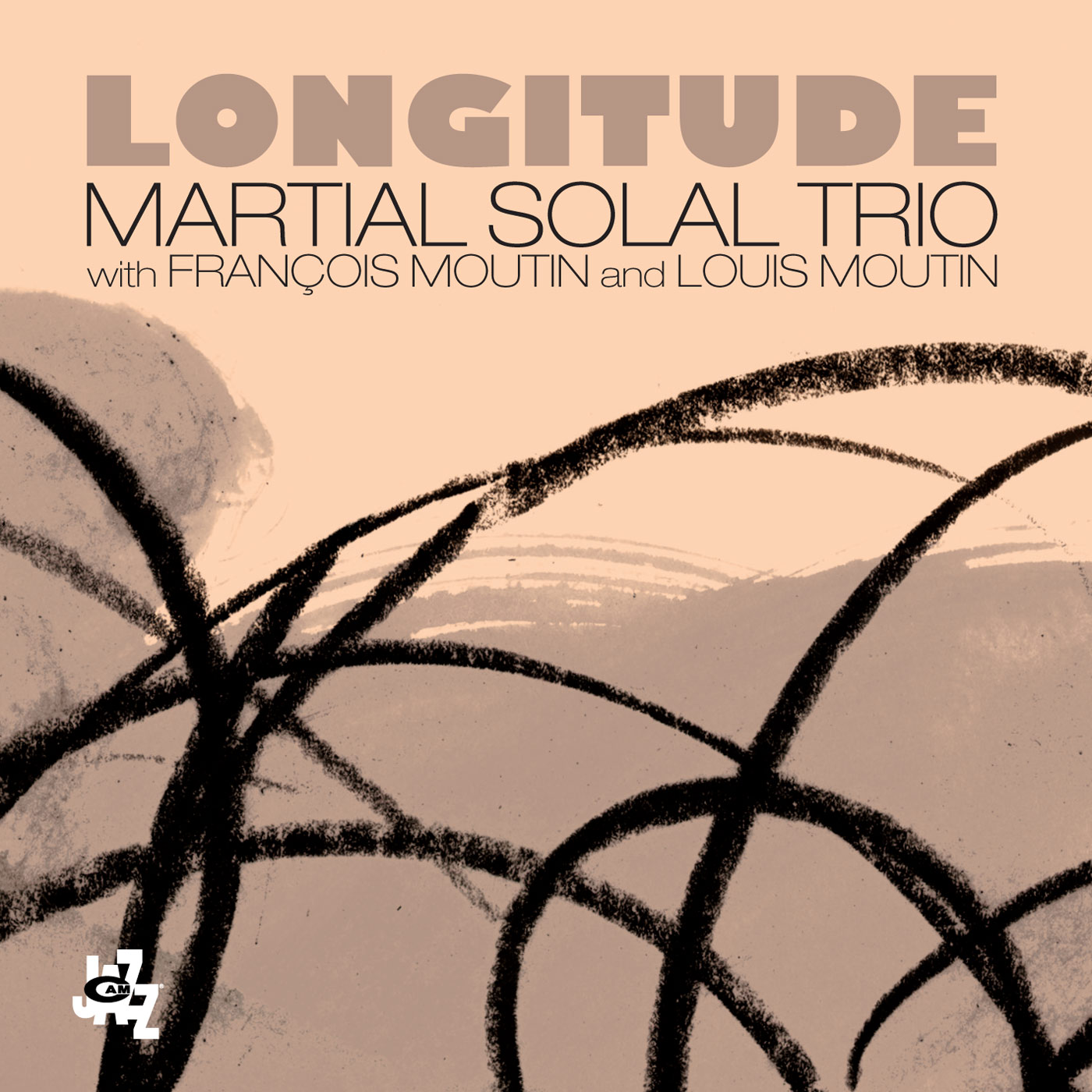 Longitude by Martial Solal cover