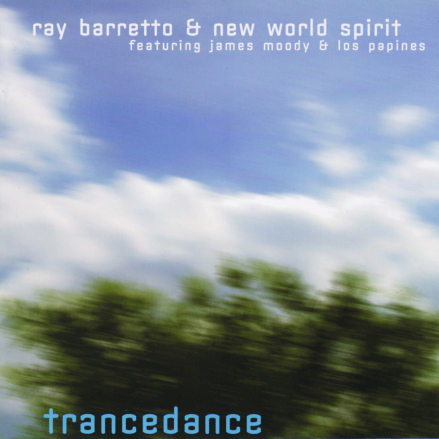 Trancedance by Ray Barretto cover