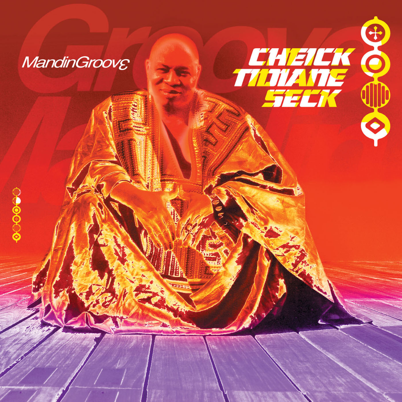 MandinGroove by Cheick Tidiane Seck cover