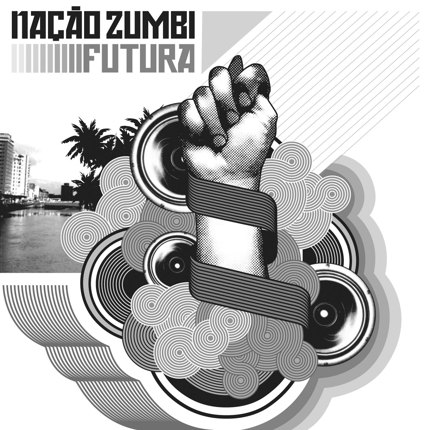 Futura by Nacao Zumbi cover