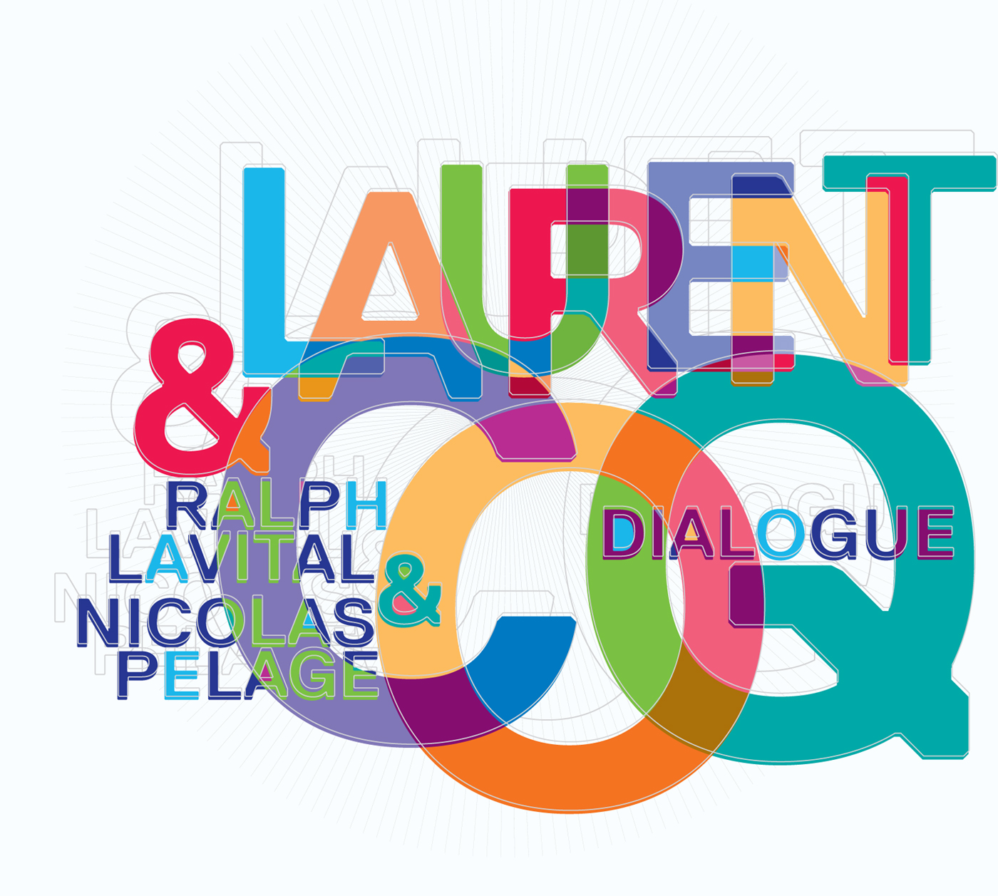 Dialogue  by Laurent  Coq cover