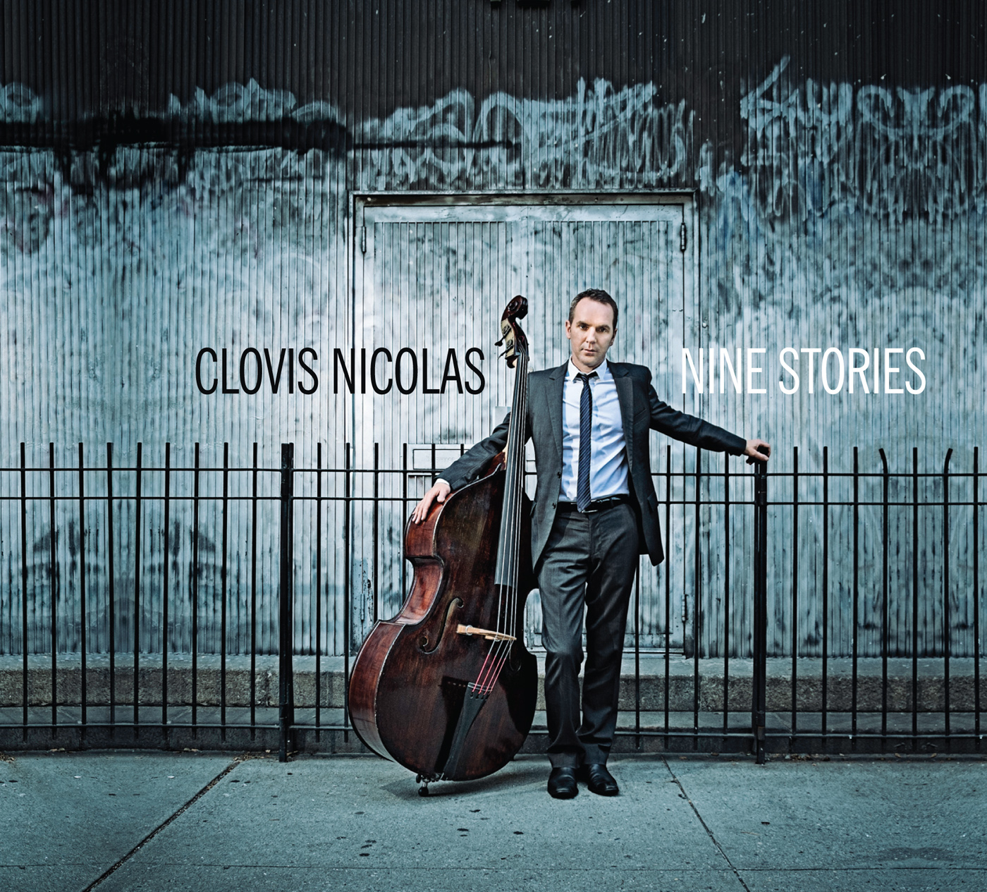 Nine Stories  by Clovis  Nicolas cover