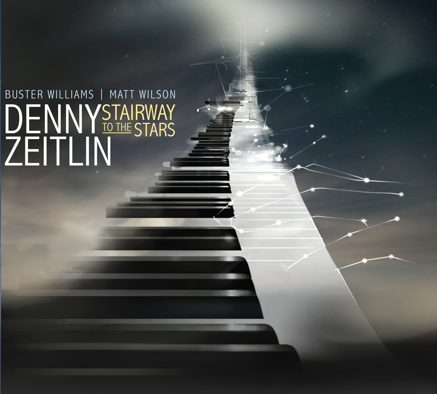 Stairway to the Stars  by Denny  Zeitlin cover
