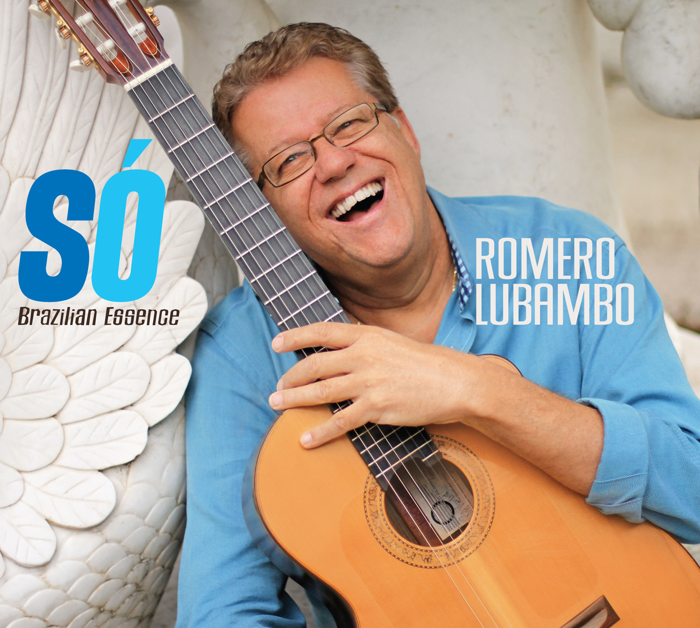 Só Brazilian Essence  by Romero  Lubambo cover