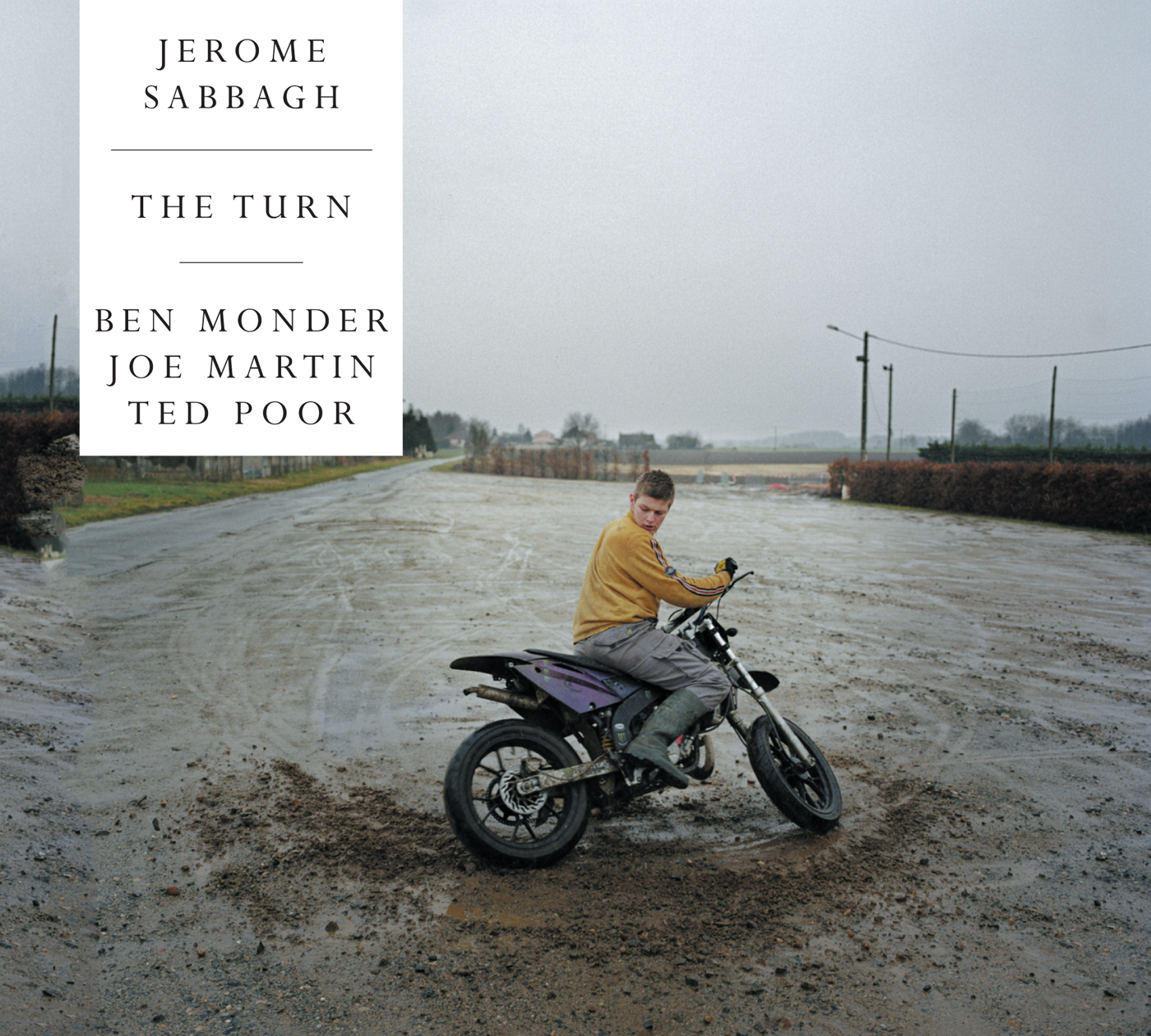 The Turn  by Jerome  Sabbagh cover