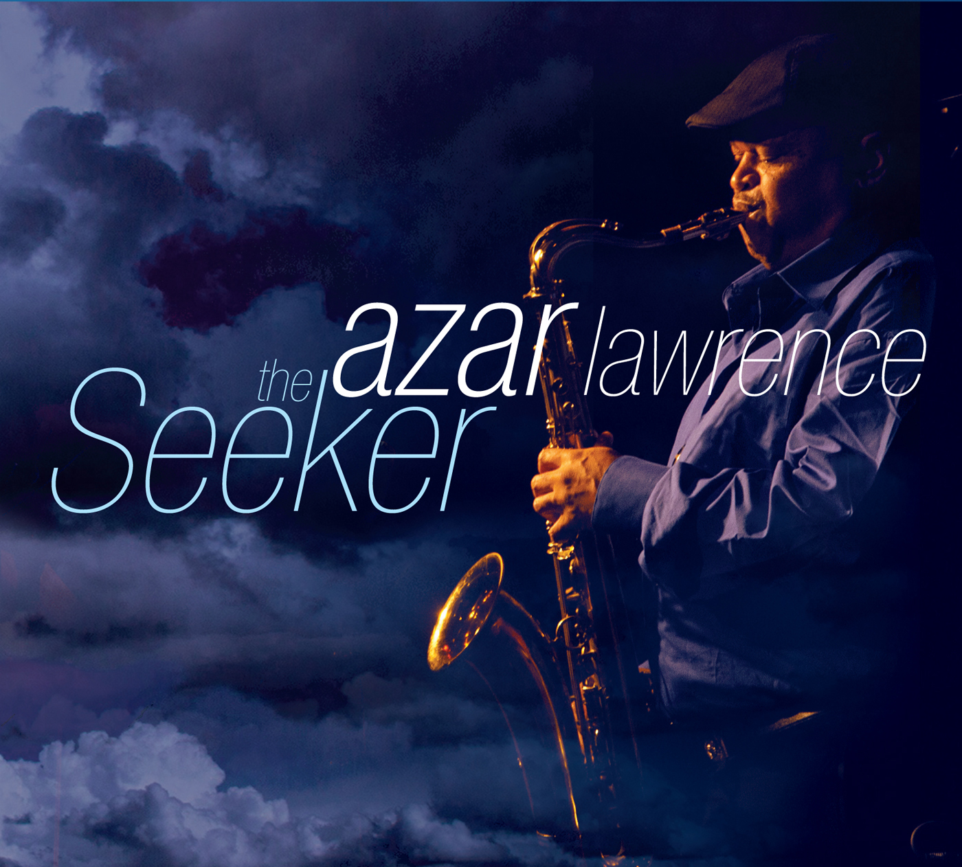 The Seeker  by Azar  Lawrence cover