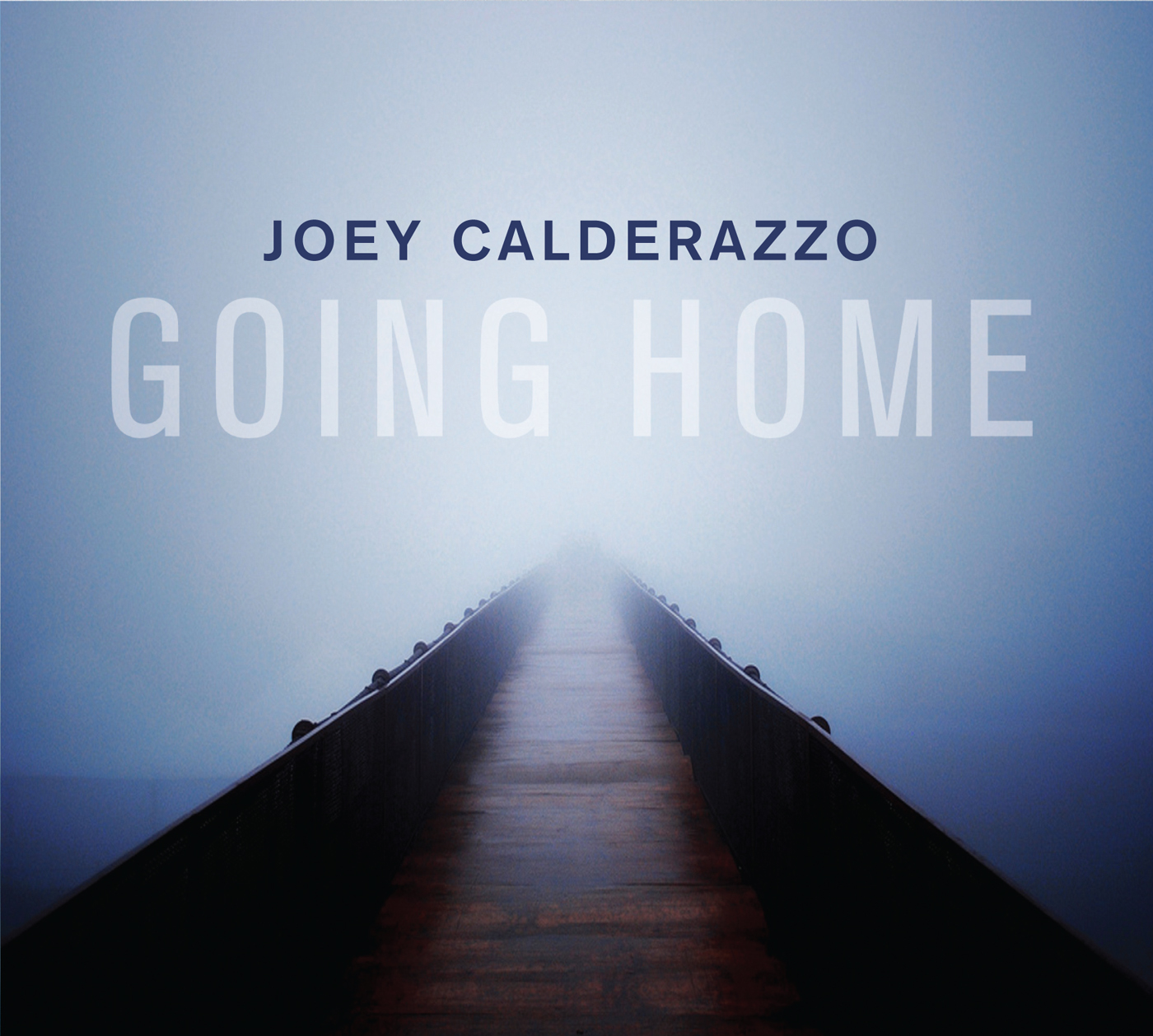 Going Home  by Joey  Calderazzo cover