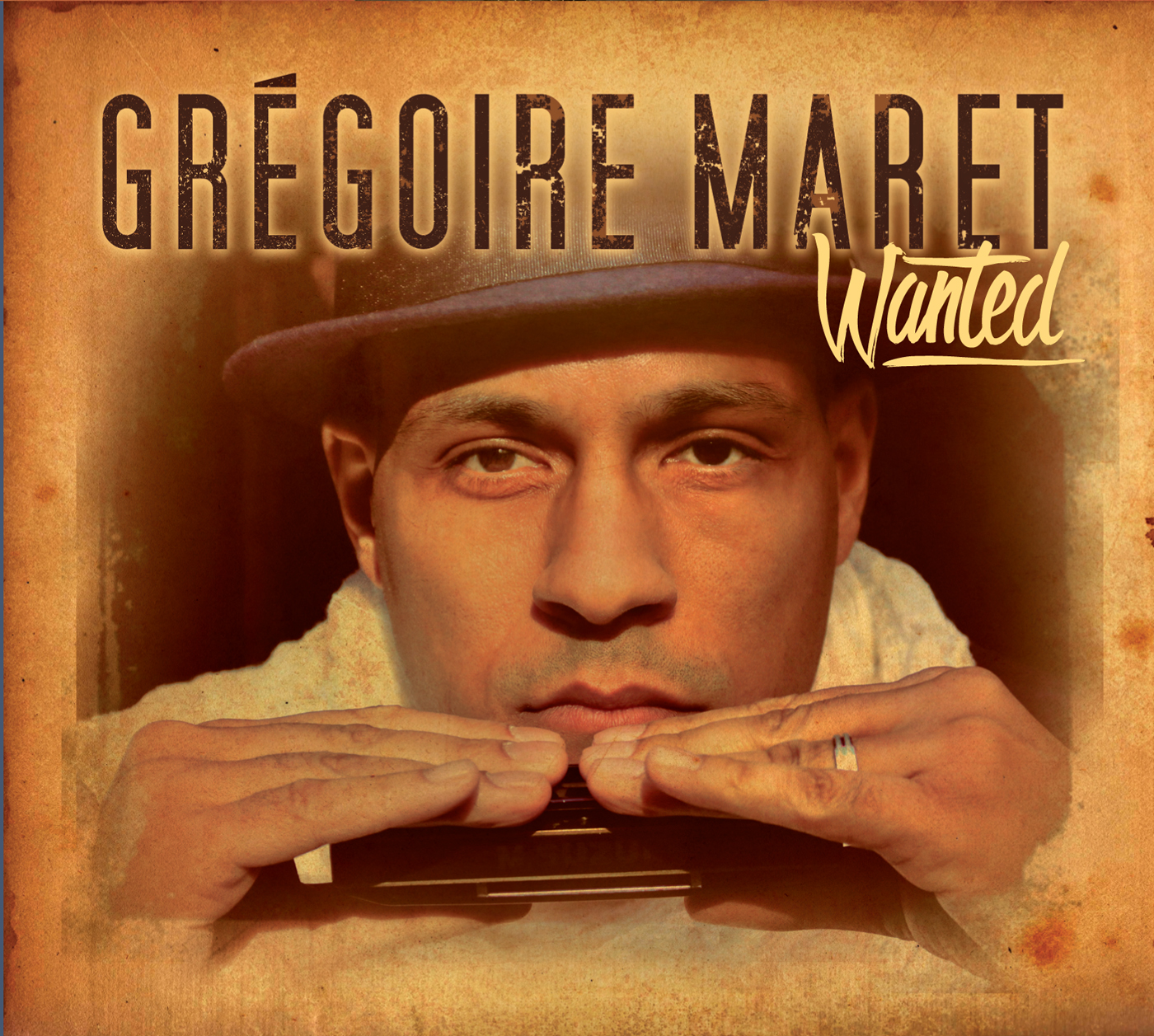 Wanted  by Gregoire  Maret cover