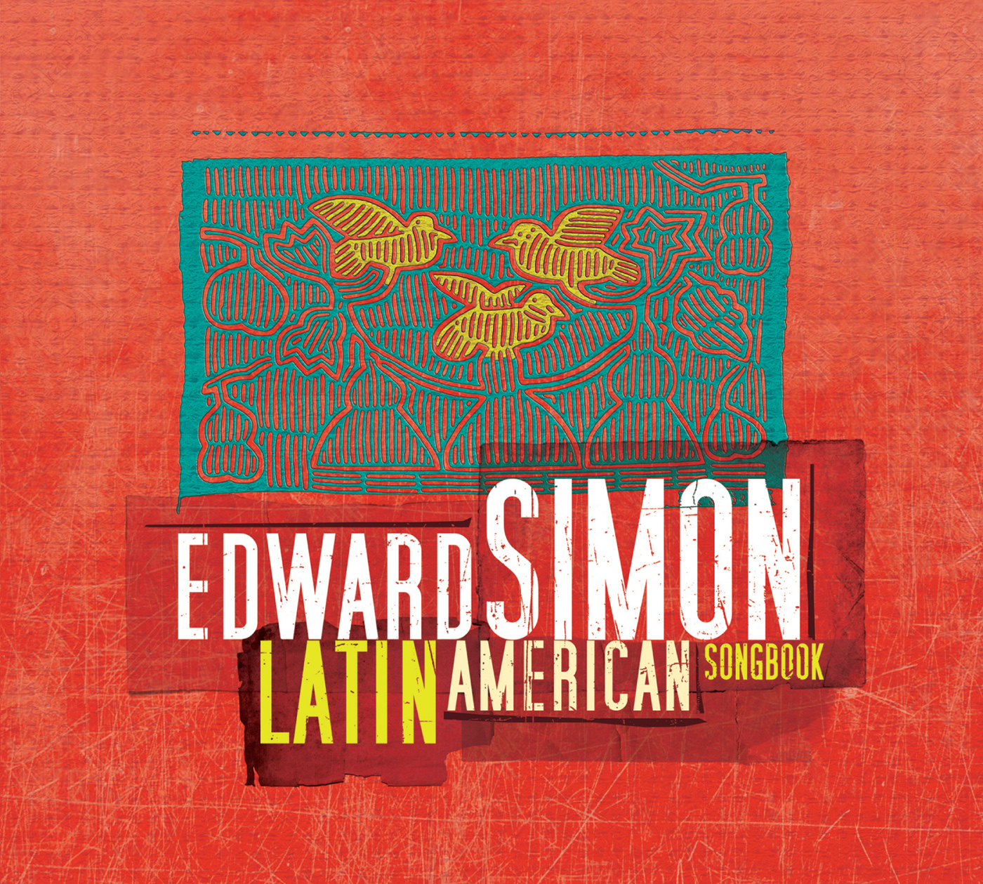 Latin American Songbook  by Edward  Simon cover