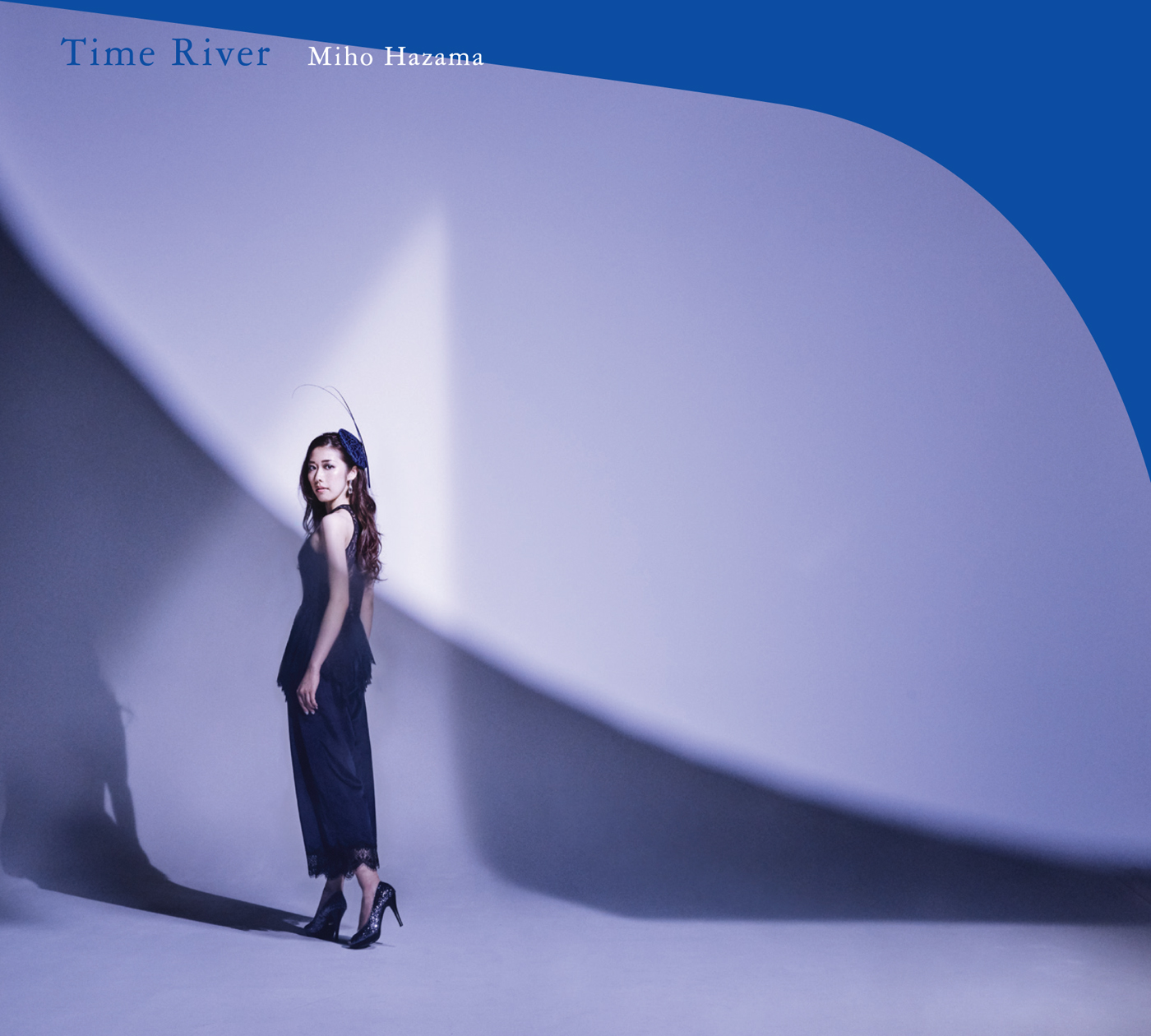 Time River  by Miho  Hazama cover