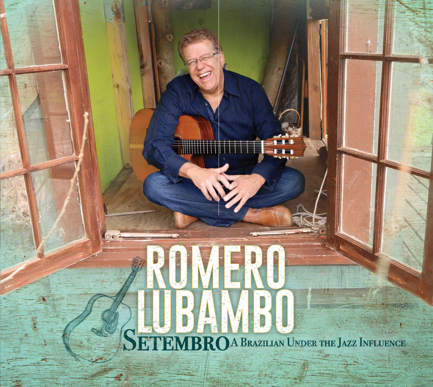 Setembro - A Brazilian Under The Jazz Influence  by Romero  Lubambo cover