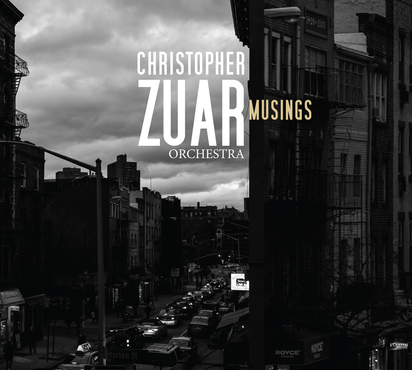 Musings  by Christopher  Zuar cover