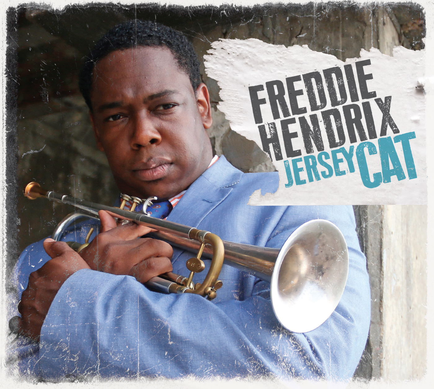 Jersey Cat  by Freddie  Hendrix cover