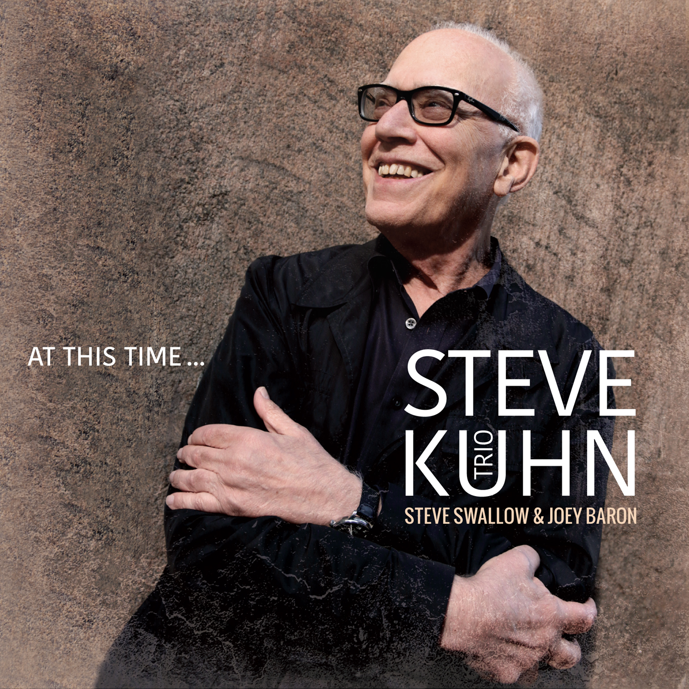At This Time...  by Steve  Kuhn cover