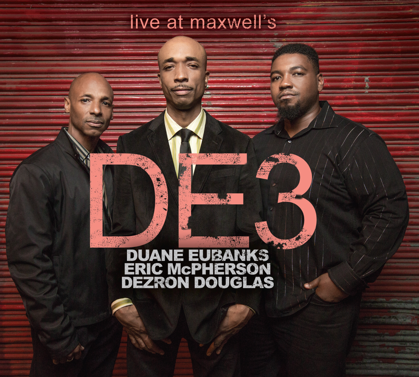 Live at Maxwell\'s  by Duane  Eubanks cover
