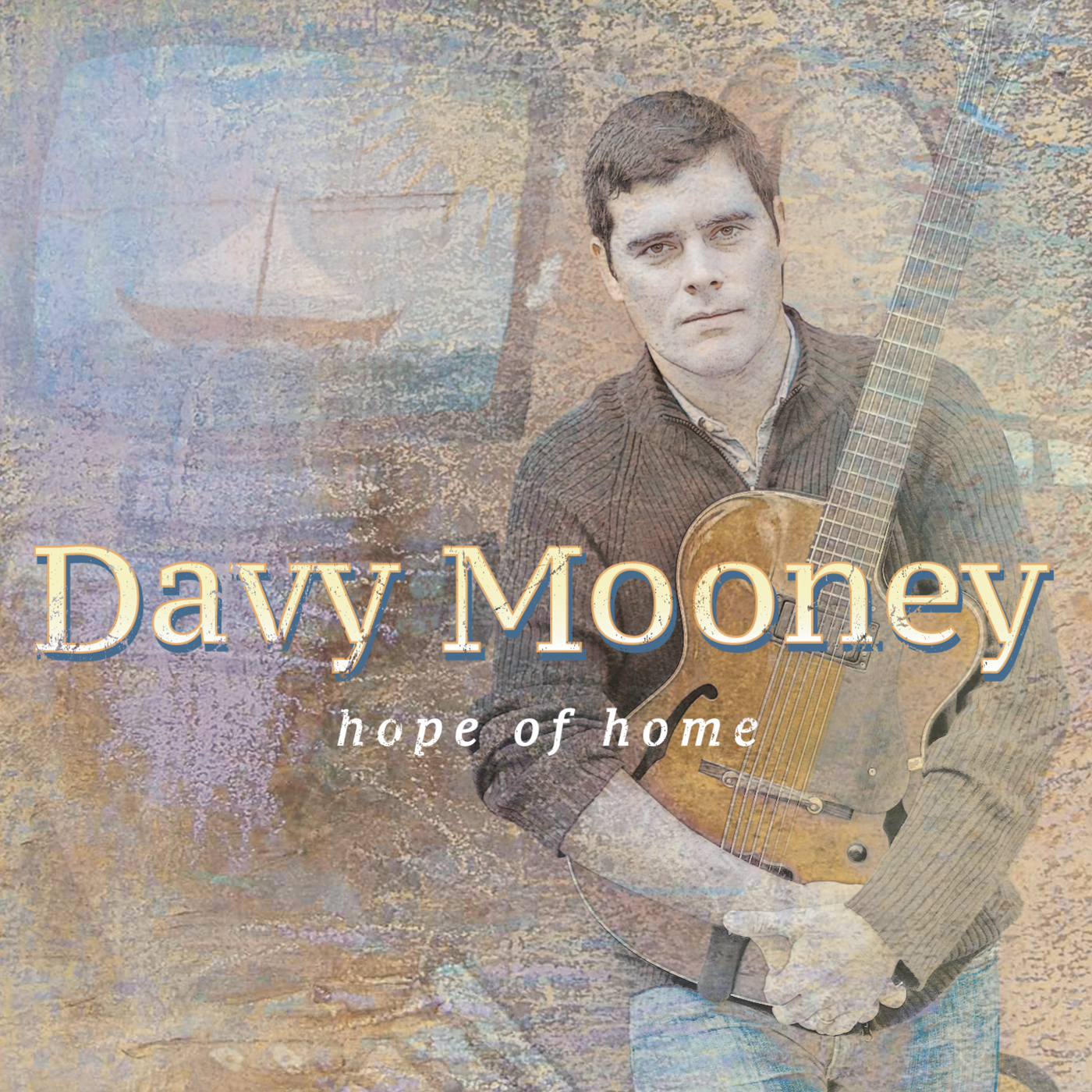 Hope of Home  by Davy  Mooney cover