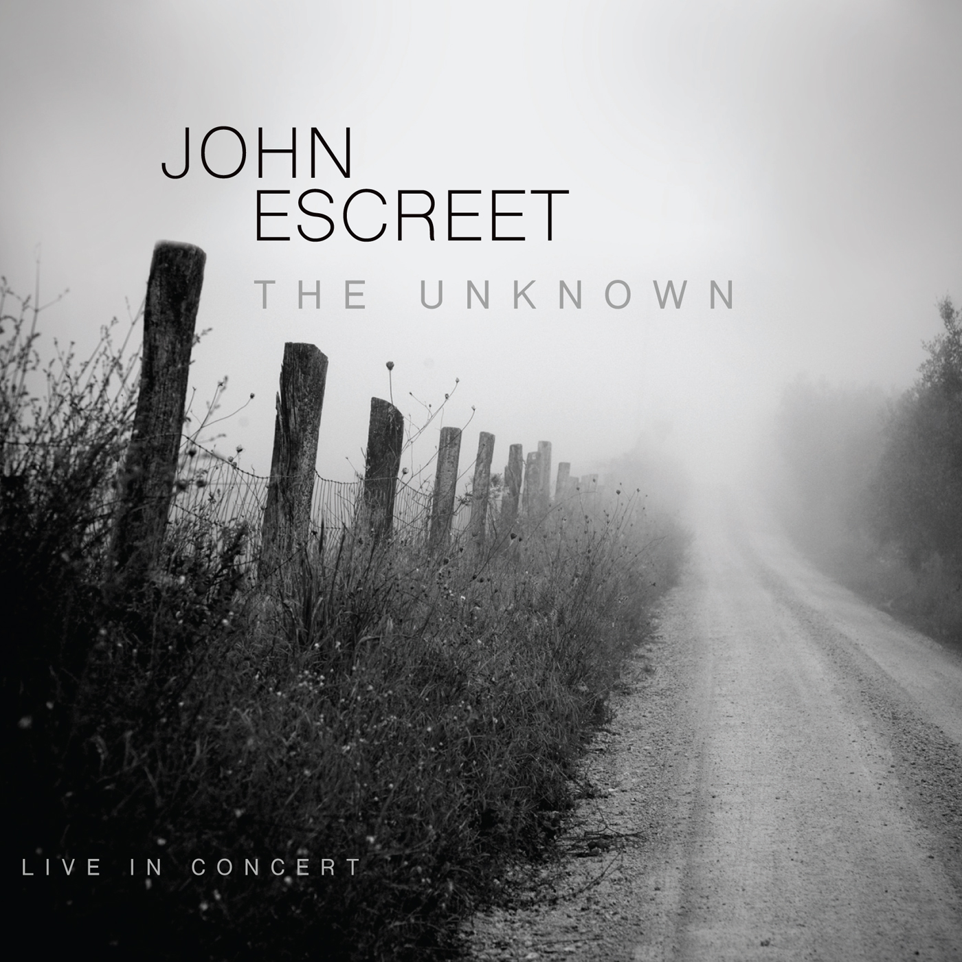 The Unknown  by John  Escreet cover