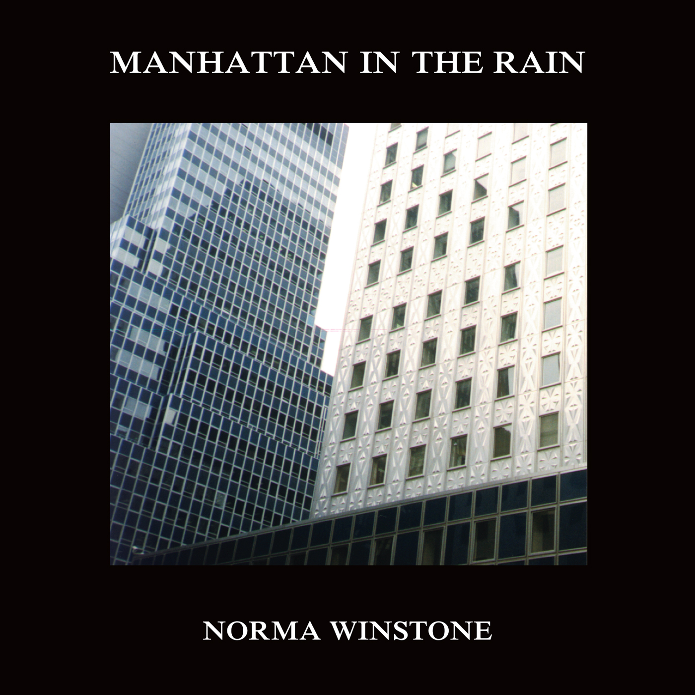 Manhattan in the Rain  by Norma  Winstone cover