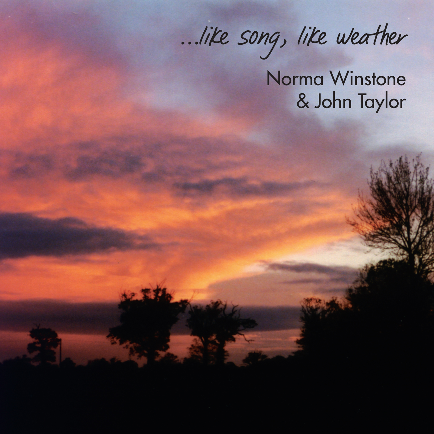 Like Song, Like Weather  by Norma  Winstone cover