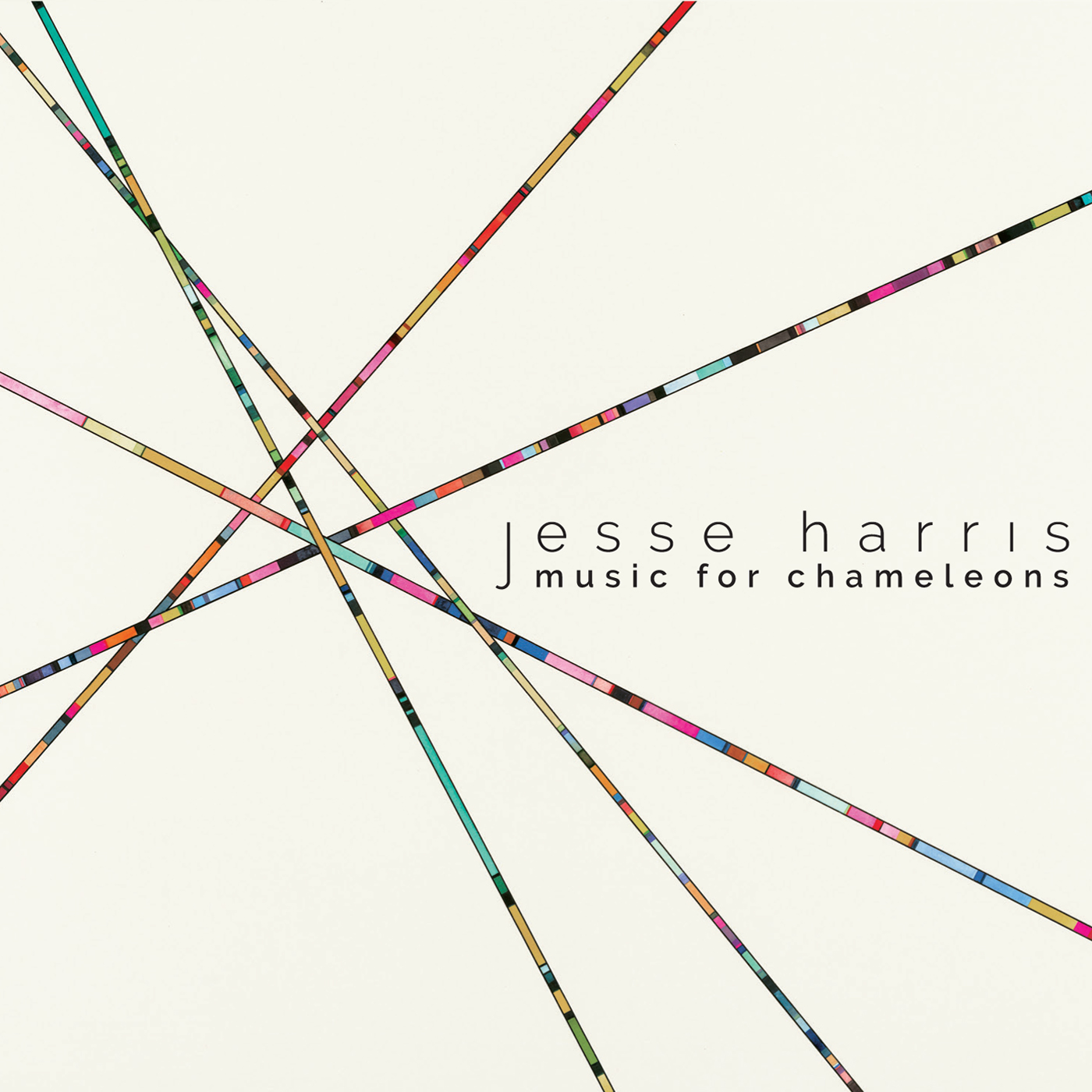 Music for Chameleons  by Jesse  Harris cover