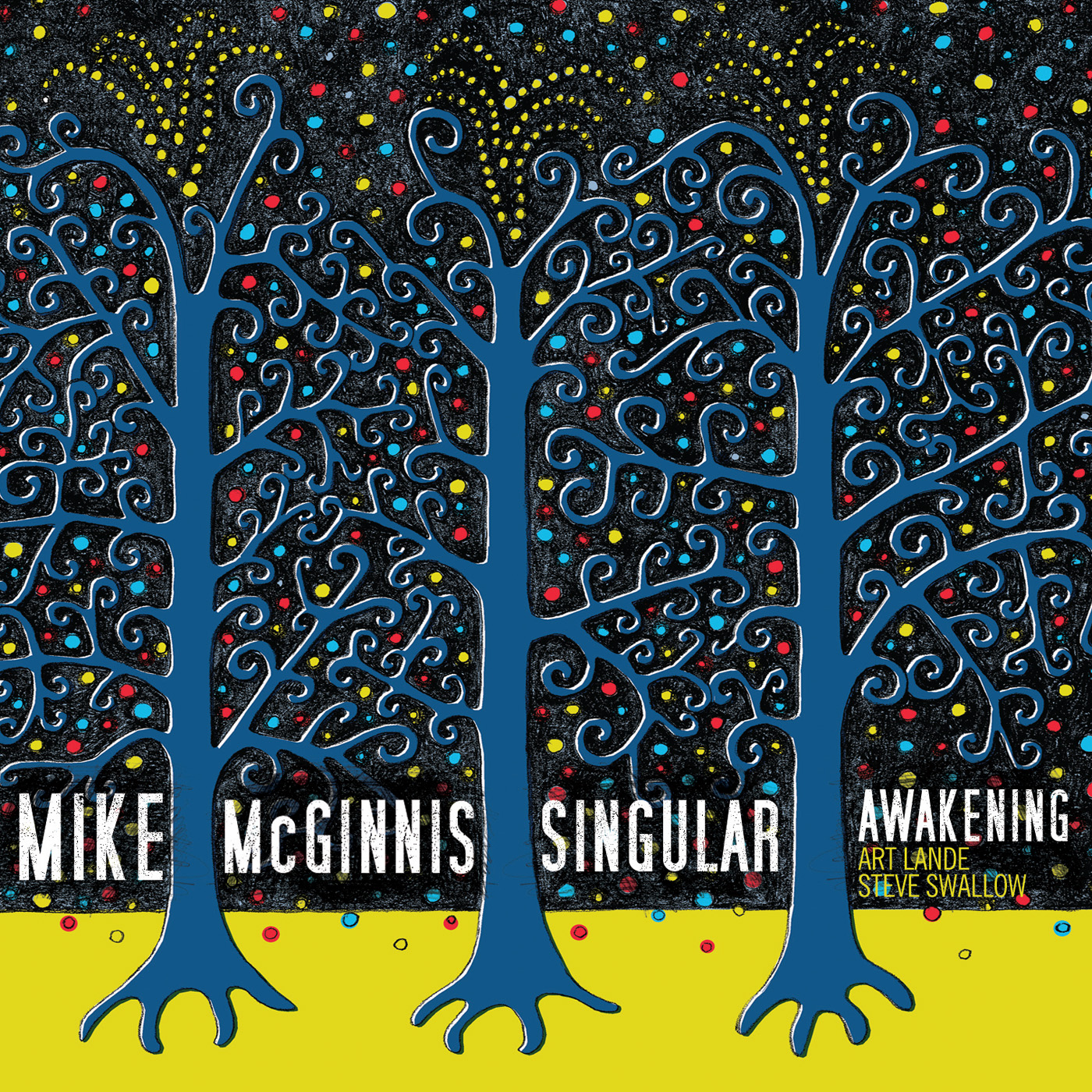 Singular Awakening  by Mike   McGinnis cover