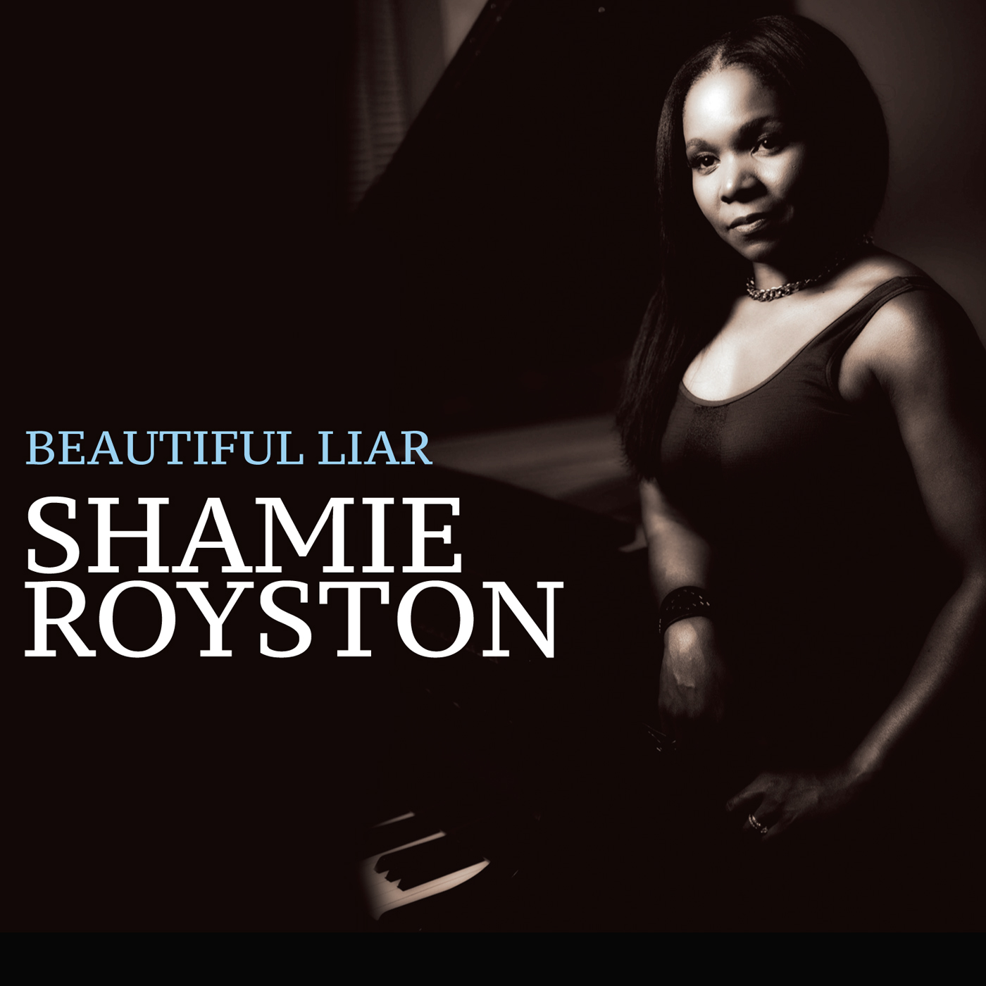 Beautiful Liar  by Shamie  Royston cover