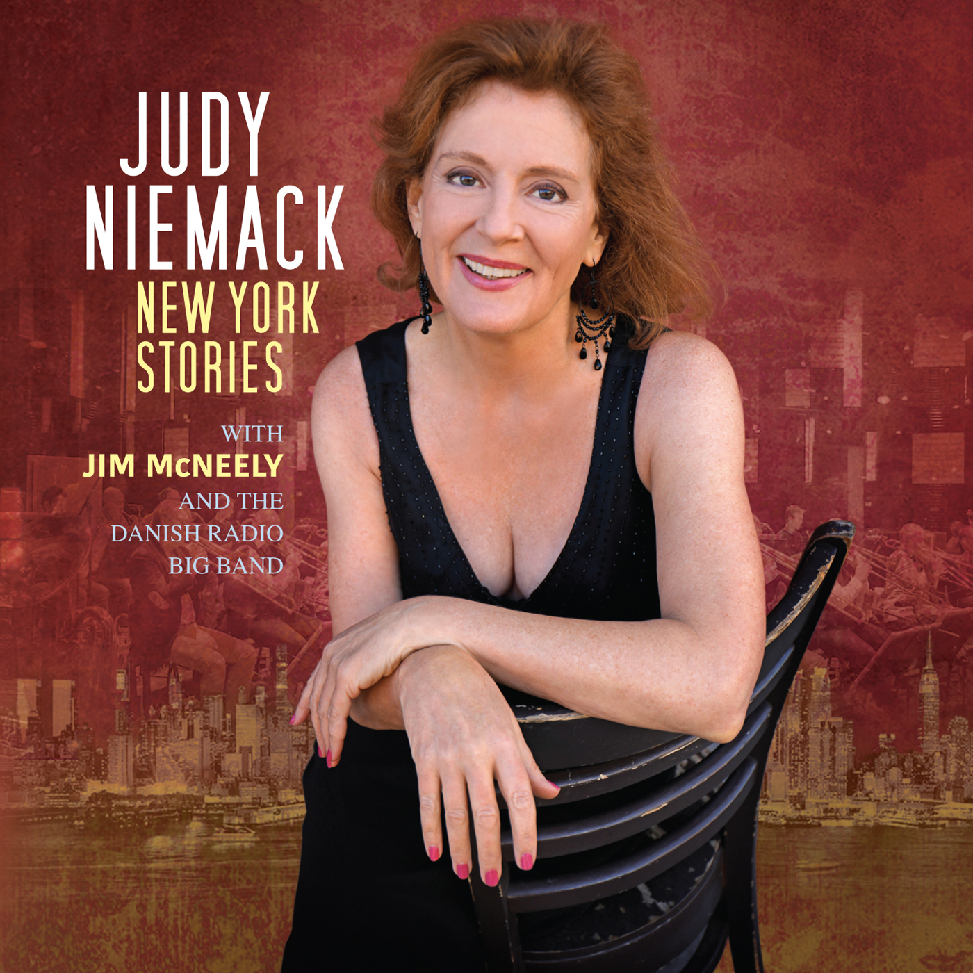 New York Stories  by Judy  Niemack cover