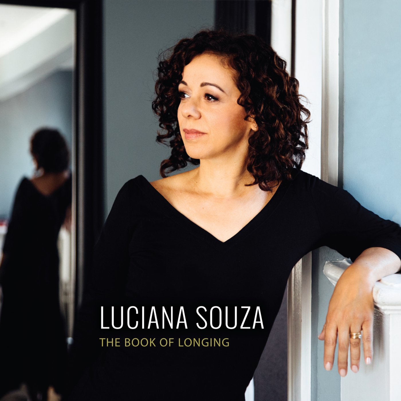 The Book of Longing  by Luciana  Souza cover
