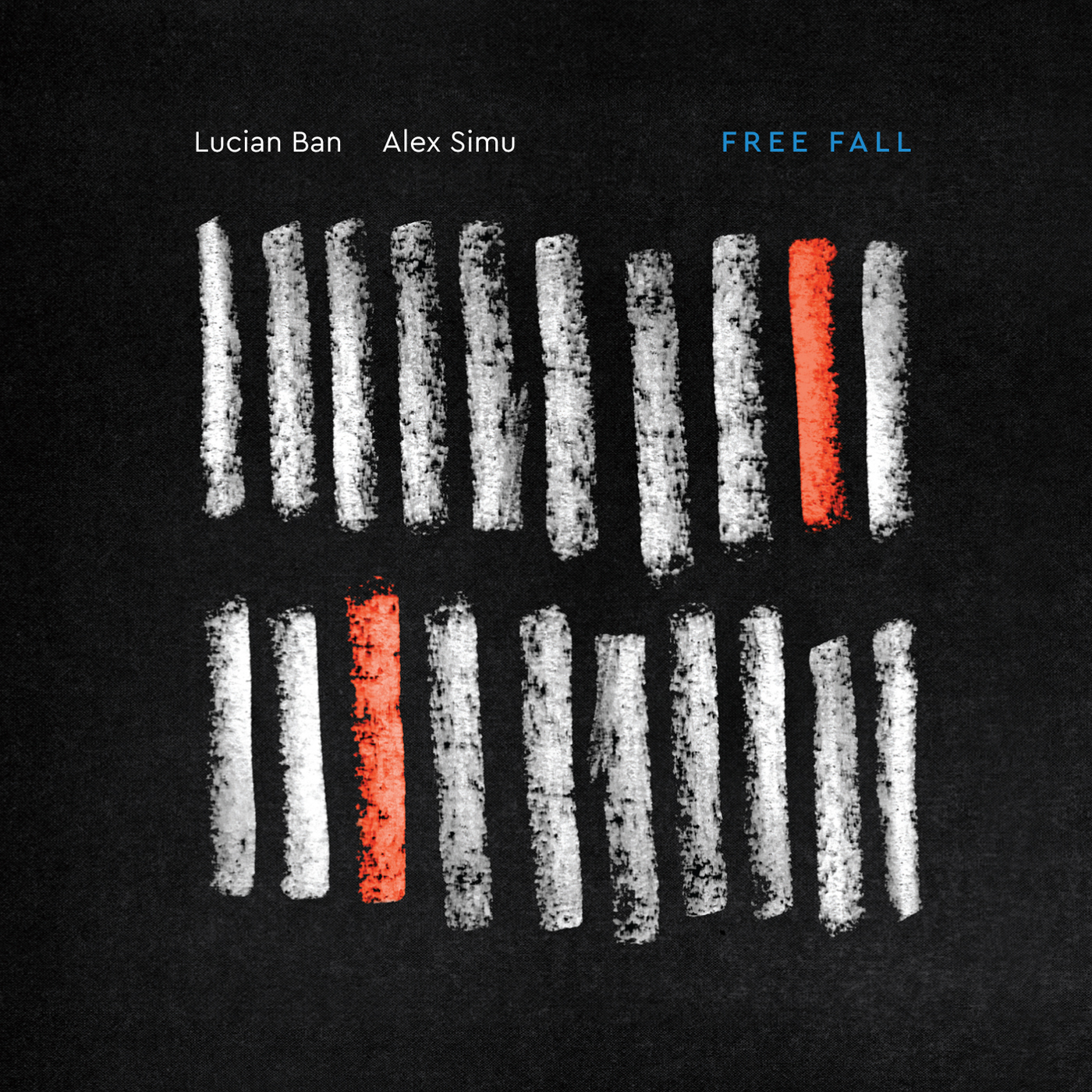 Free Fall  by Lucian  Ban cover