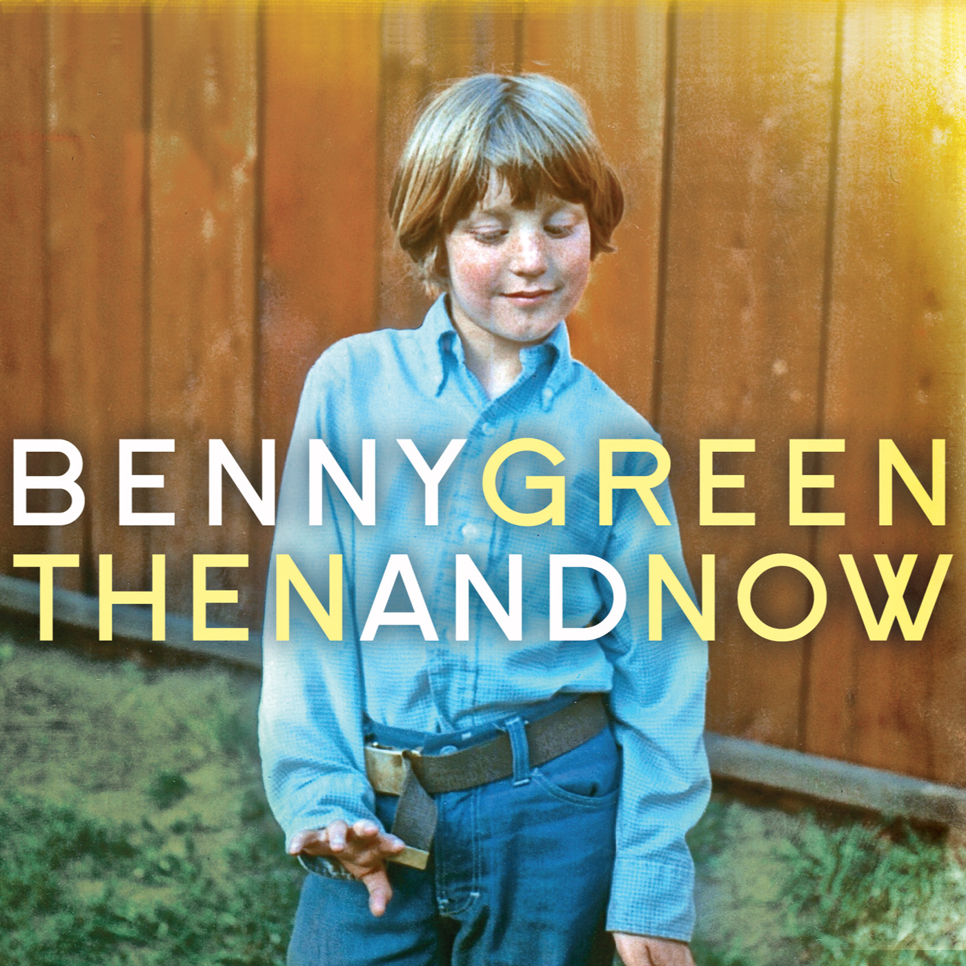 Then and Now  by Benny  Green cover