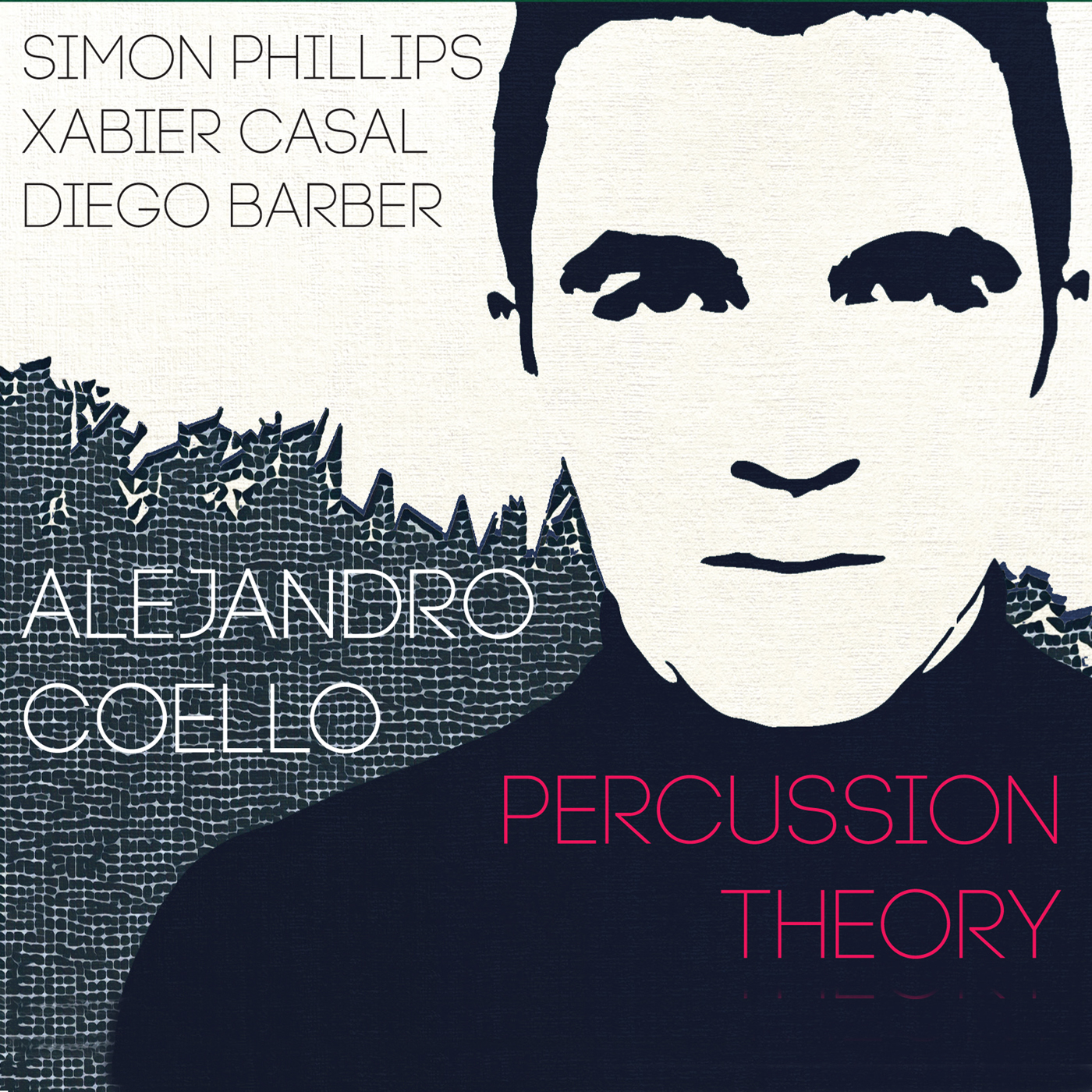 Percussion Theory  by Alejandro  Coello cover