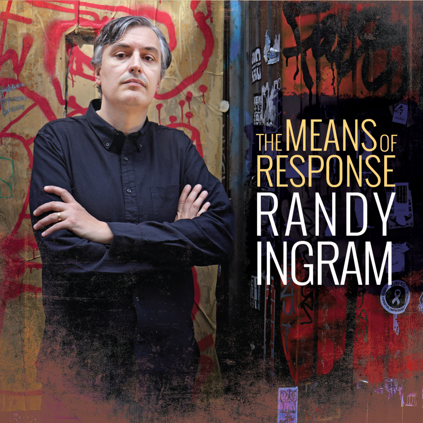 The Means of Response  by Randy  Ingram cover
