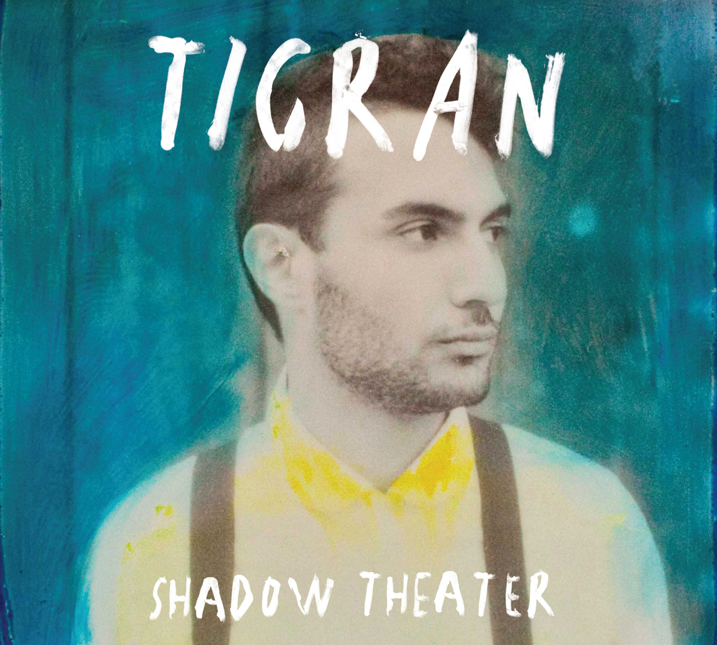 Shadow Theater  by Tigran  Hamasyan cover