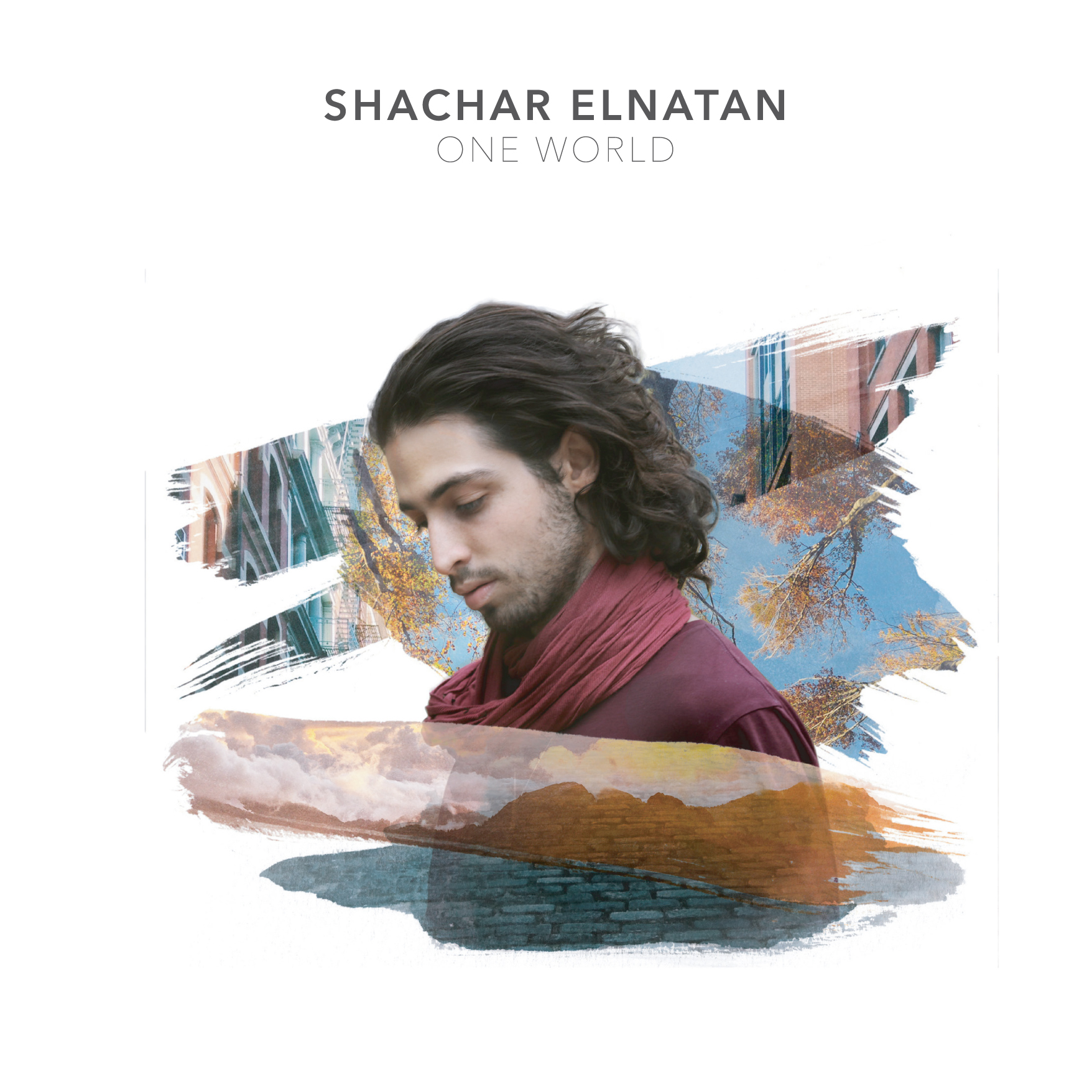 One World  by Shachar  Elnatan cover