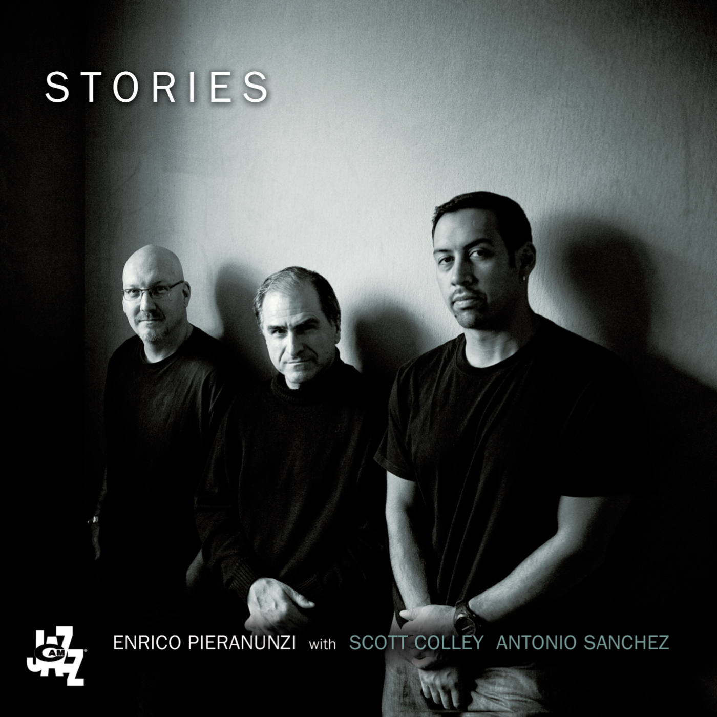 Stories  by Enrico  Pieranunzi cover