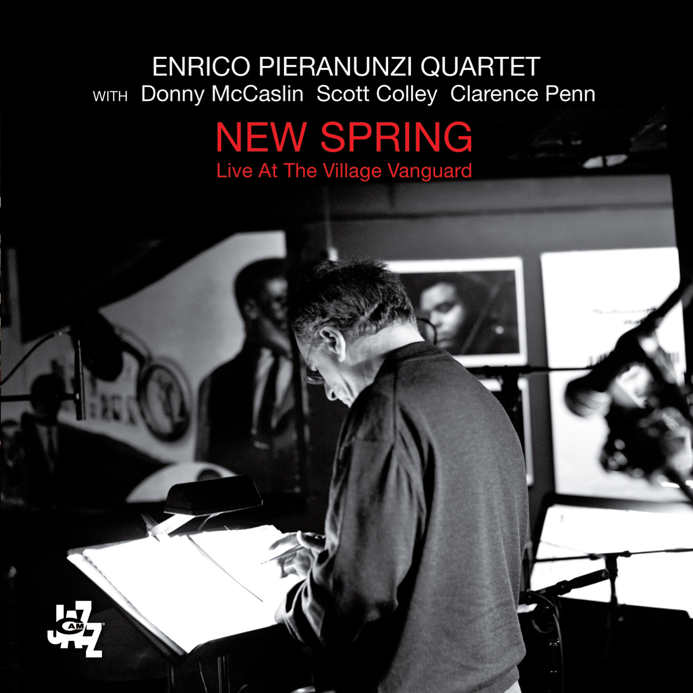 New Spring  by Enrico  Pieranunzi cover