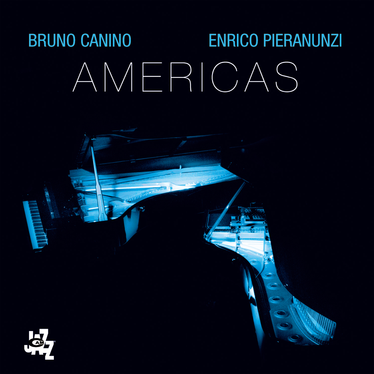 Americas  by Enrico  Pieranunzi cover
