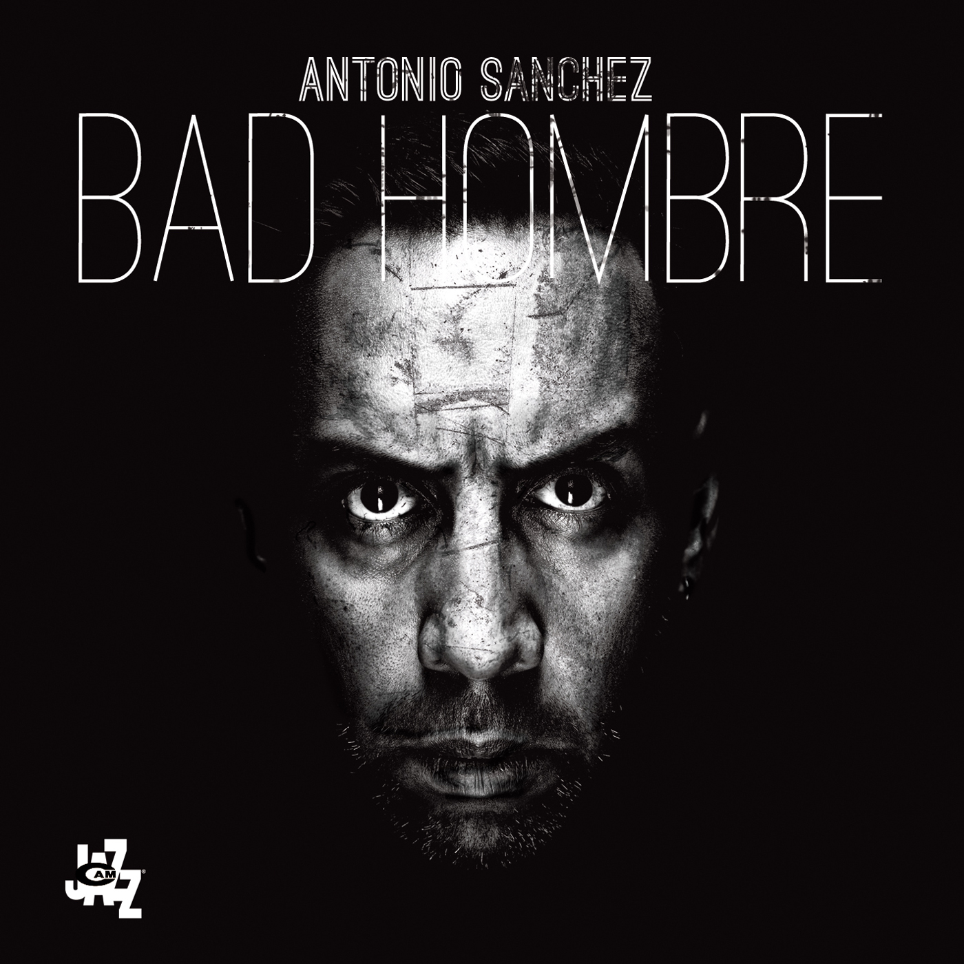 Bad Hombre  by Antonio  Sanchez cover